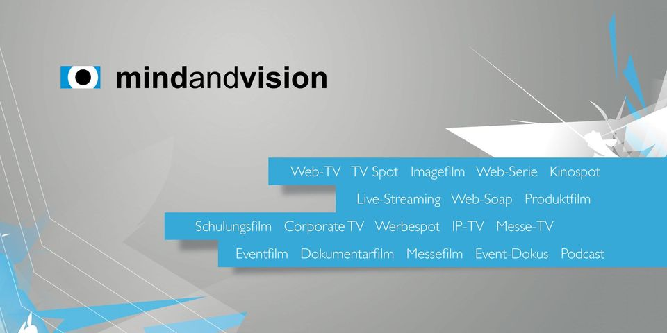 Schulungsfilm Corporate TV Werbespot IP-TV