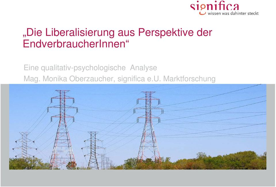 qualitativ-psychologische Analyse Mag.