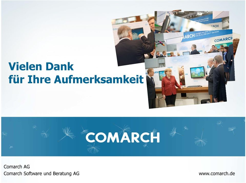 AG Comarch Software und
