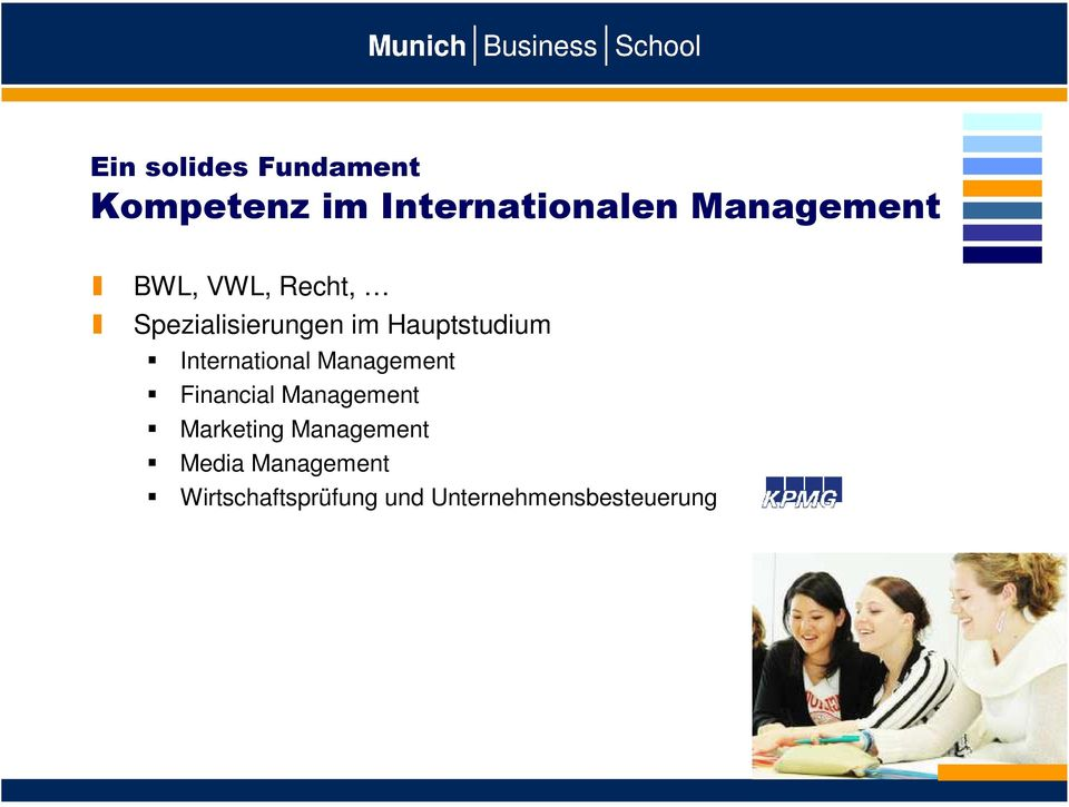Hauptstudium International Management Financial Management