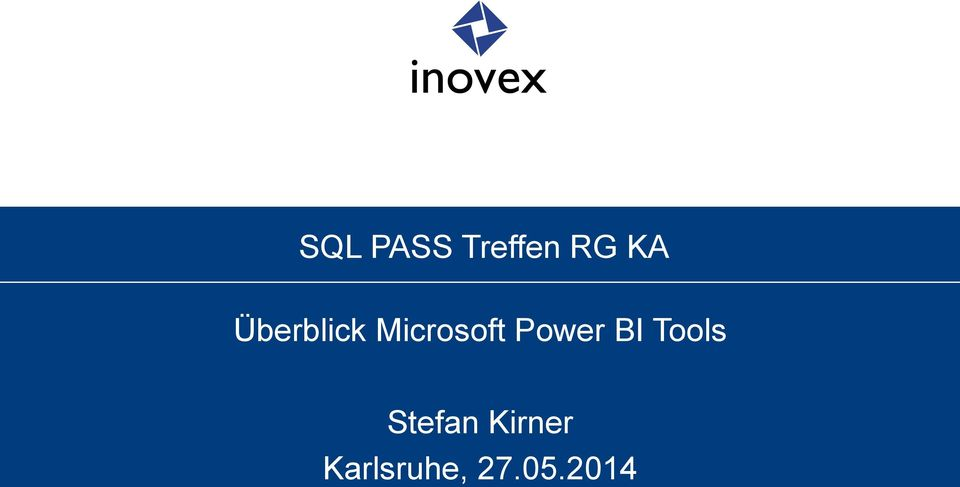 Power BI Tools Stefan