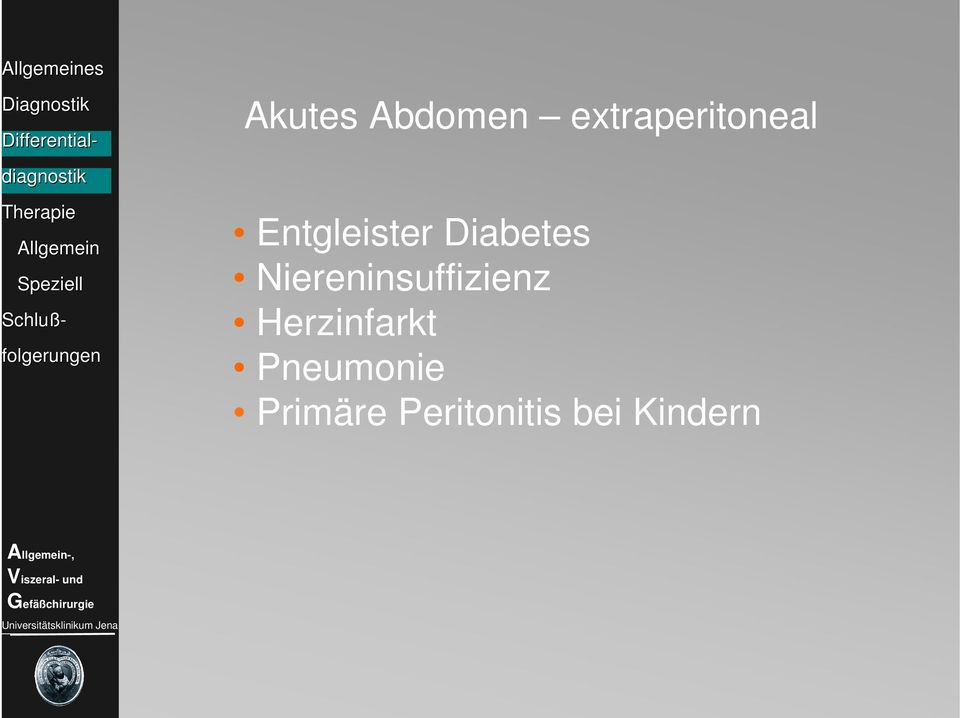 Diabetes Niereninsuffizienz