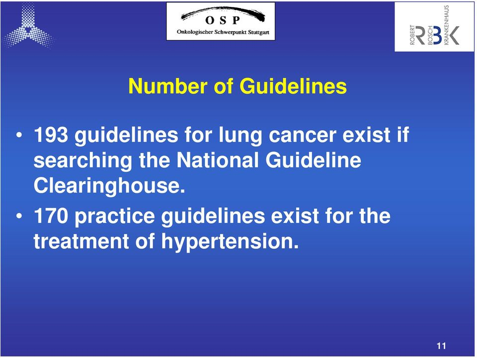 Guideline Clearinghouse.