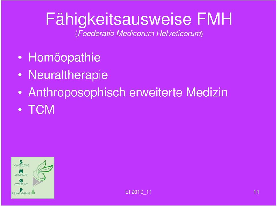 Homöopathie Neuraltherapie