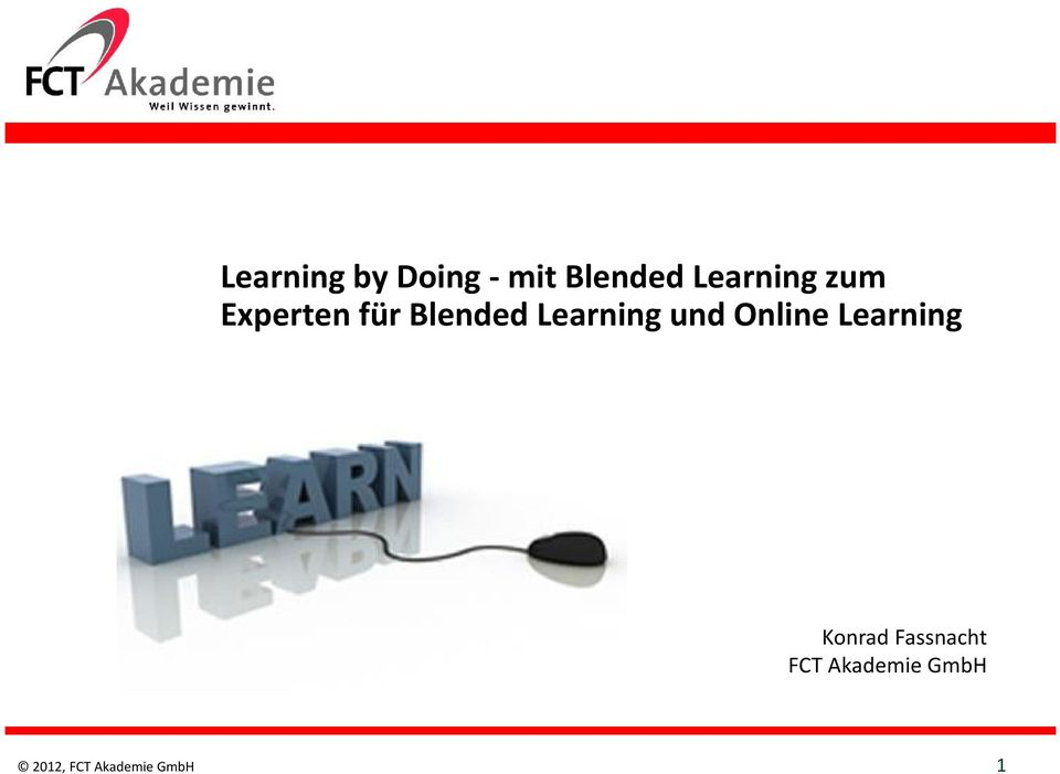 Blended Learning und Online