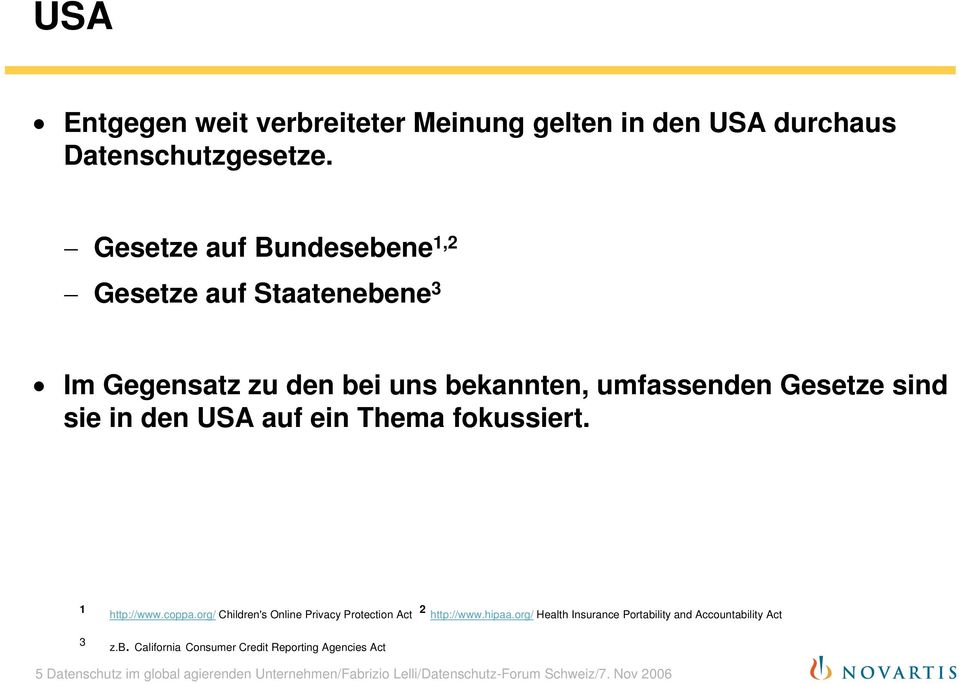 auf ein Thema fokussiert. 1 3 http://www.coppa.org/ Children's Online Privacy Protection Act z.b.