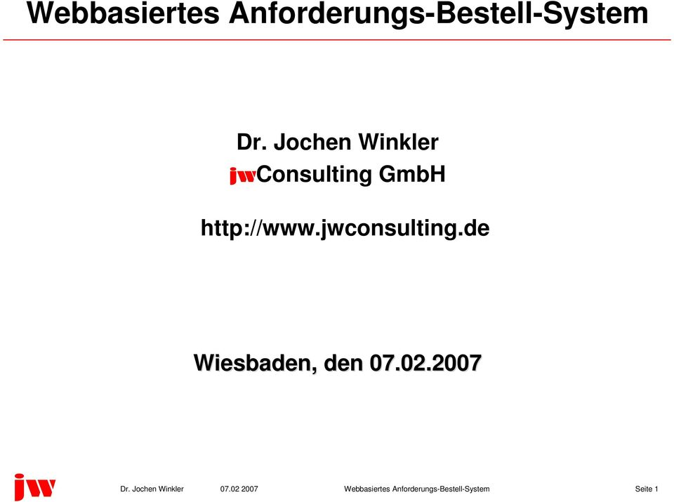 jwconsulting.
