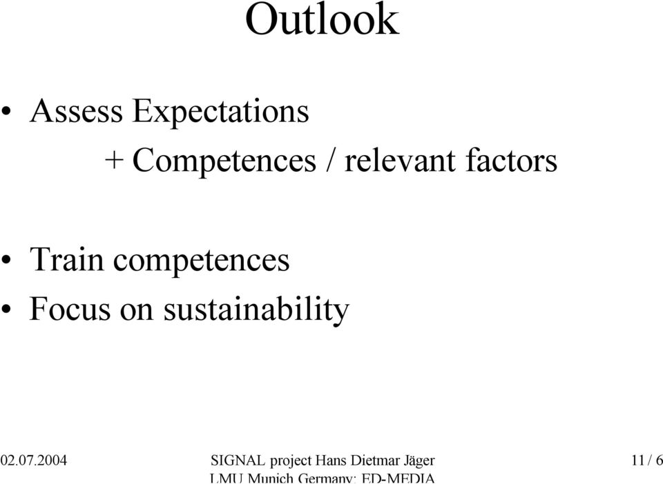 competences Focus on sustainability 02.