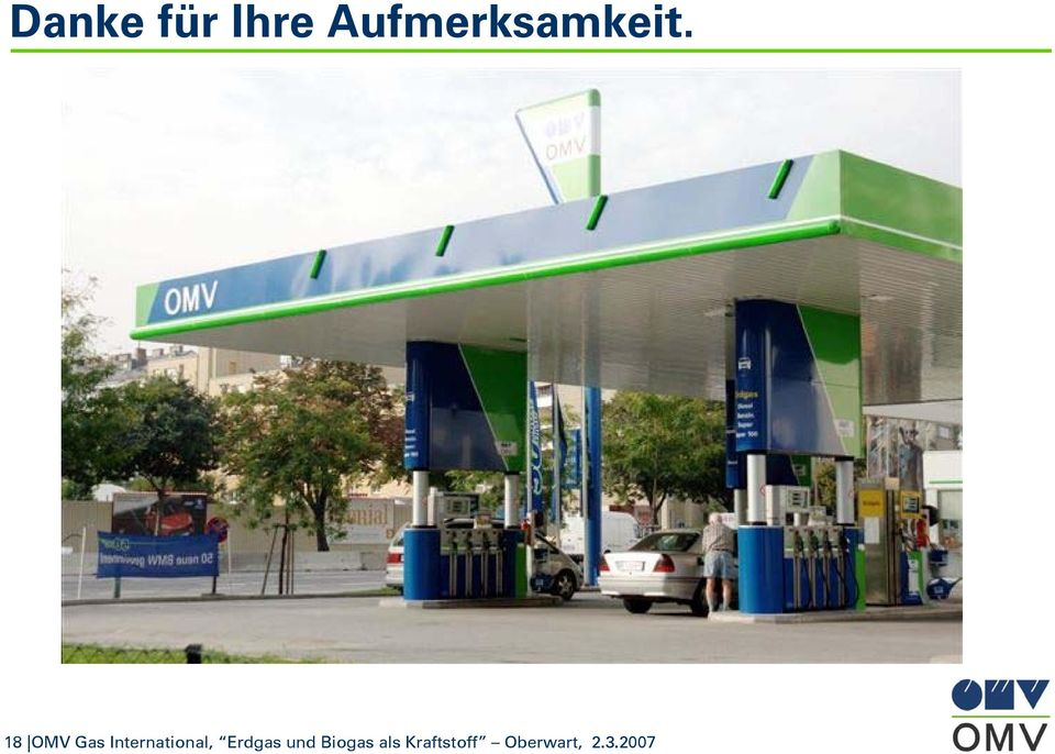 18 OMV Gas International,
