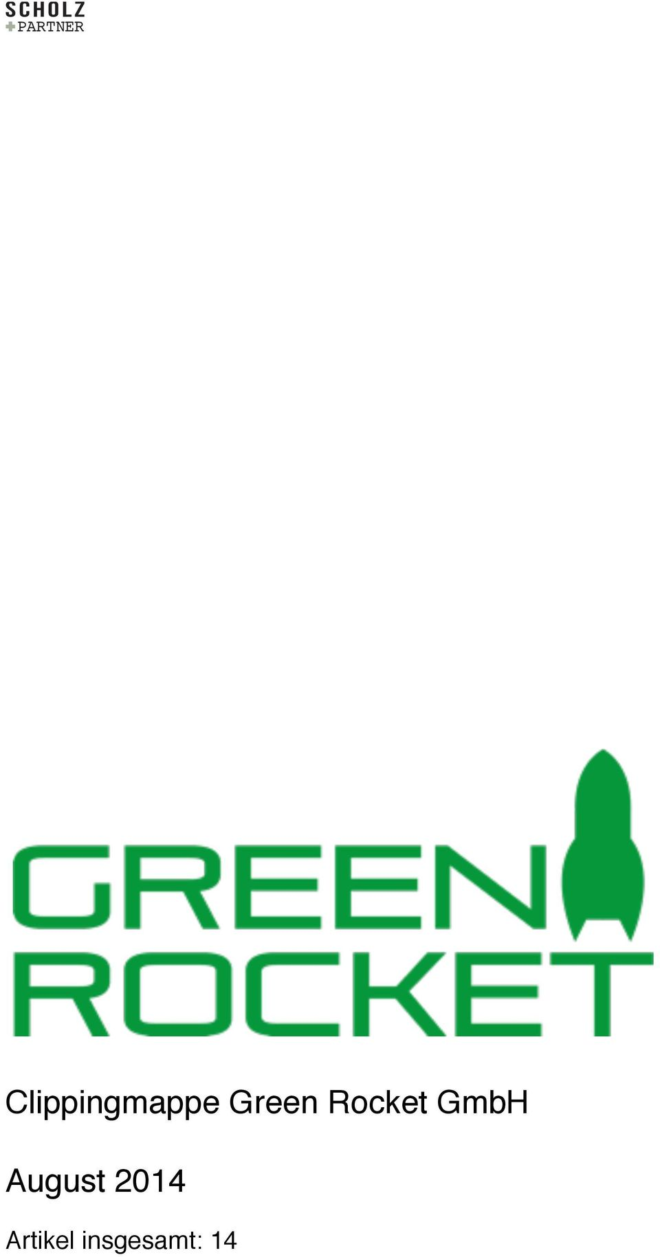 Green Rocket GmbH
