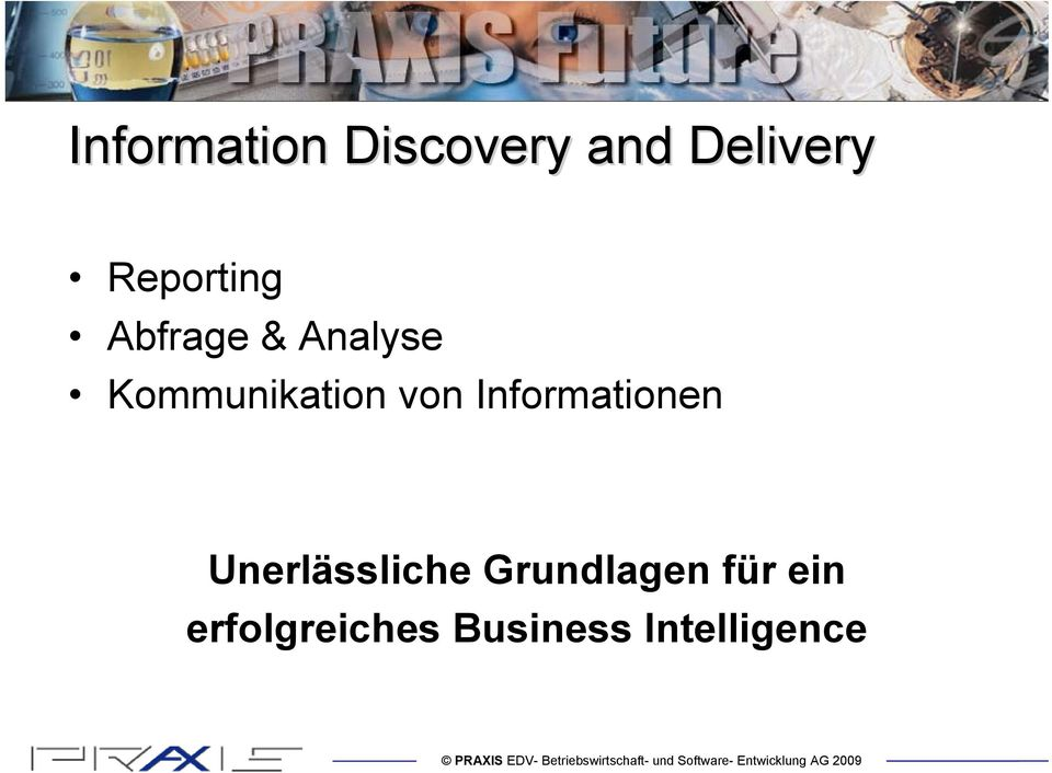 Kommunikation von Informationen