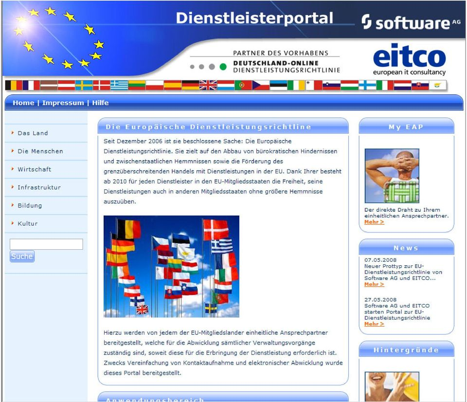 2008, IT-Projekte in der
