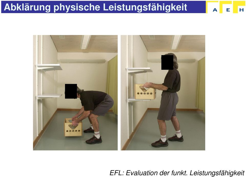 EFL: Evaluation der