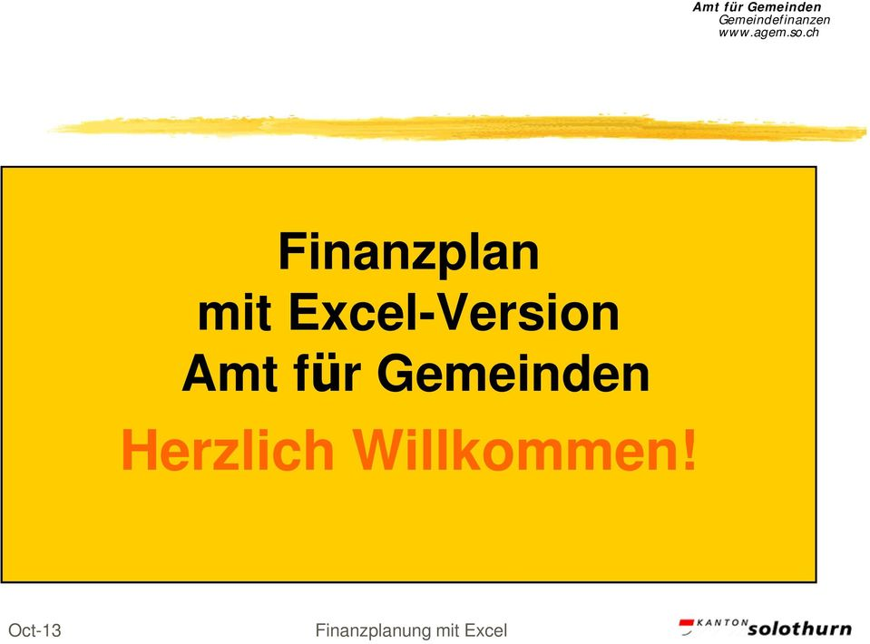 Excel-Version Amt