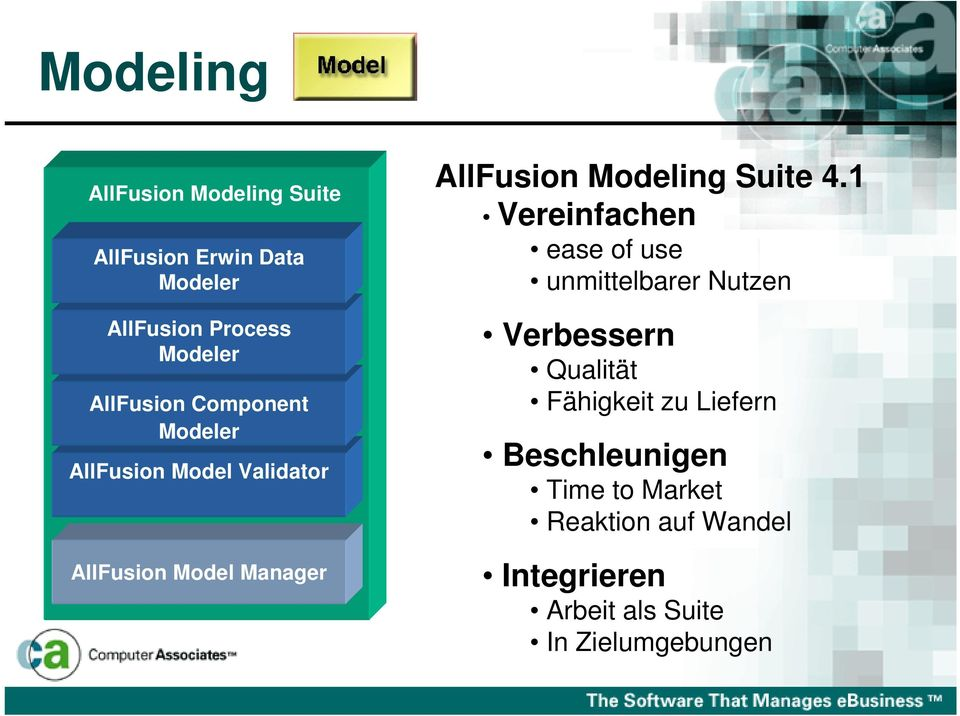 AllFusionModeling Suite 4.