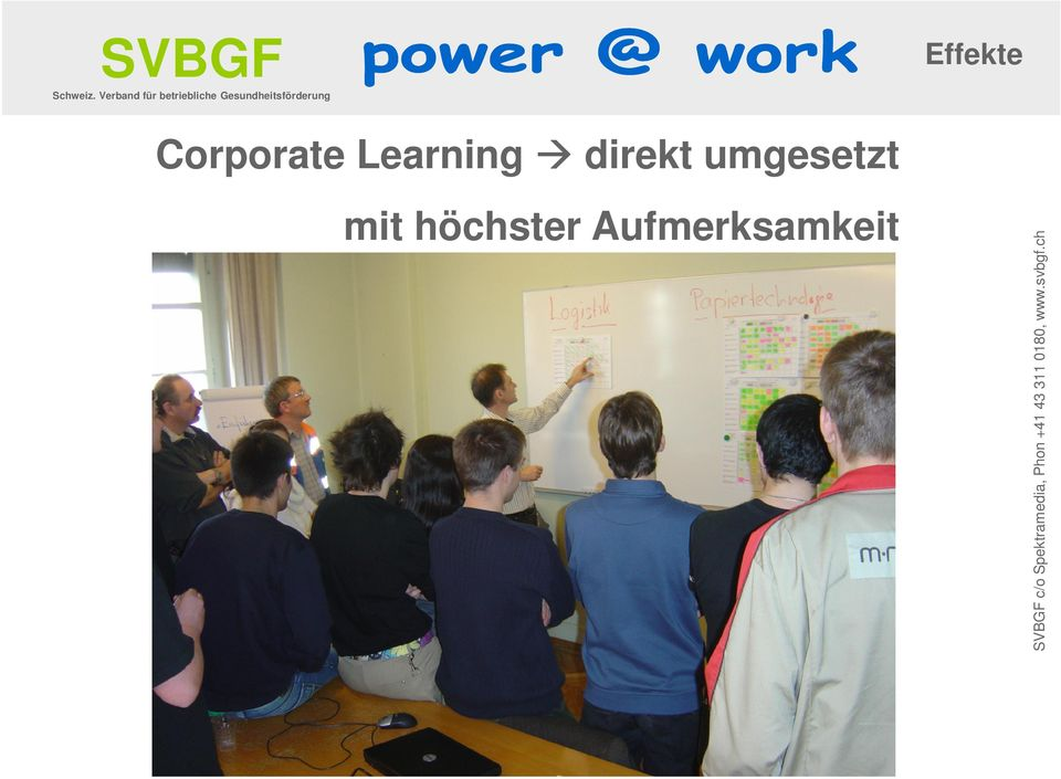ch SVBGF Corporate Learning