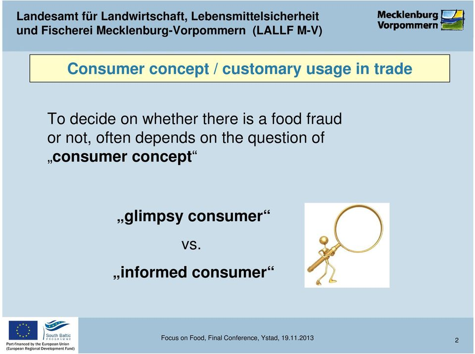 question of consumer concept glimpsy consumer vs.