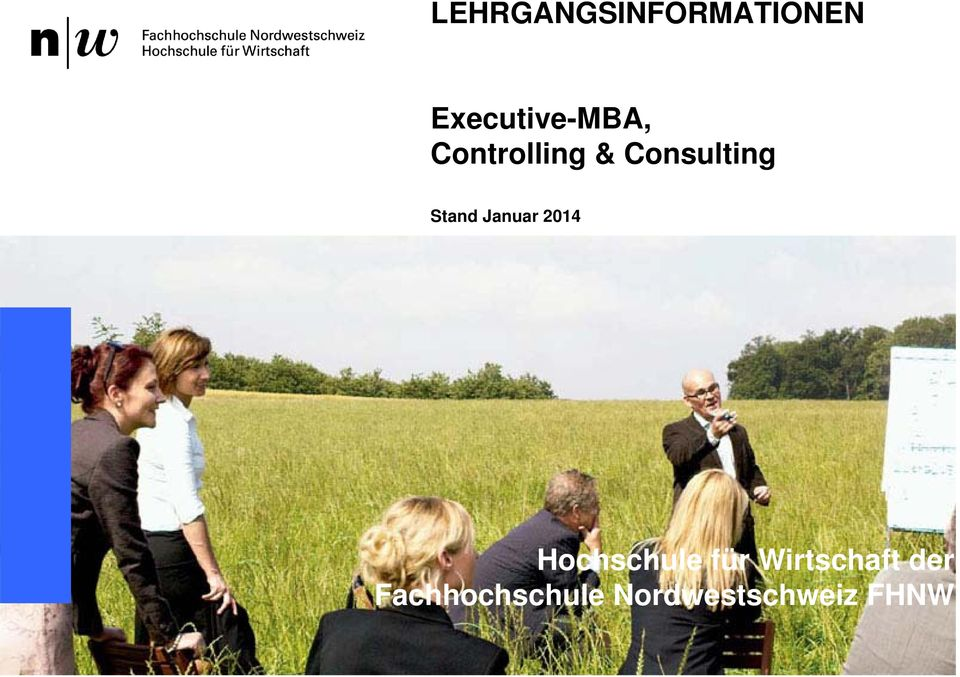 Consulting Stand Januar 2014