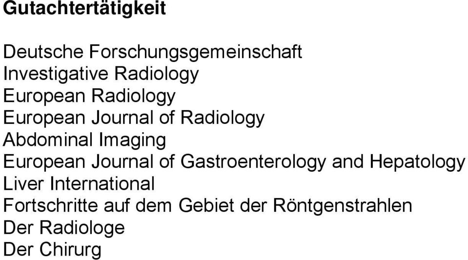Imaging European Journal of Gastroenterology and Hepatology Liver