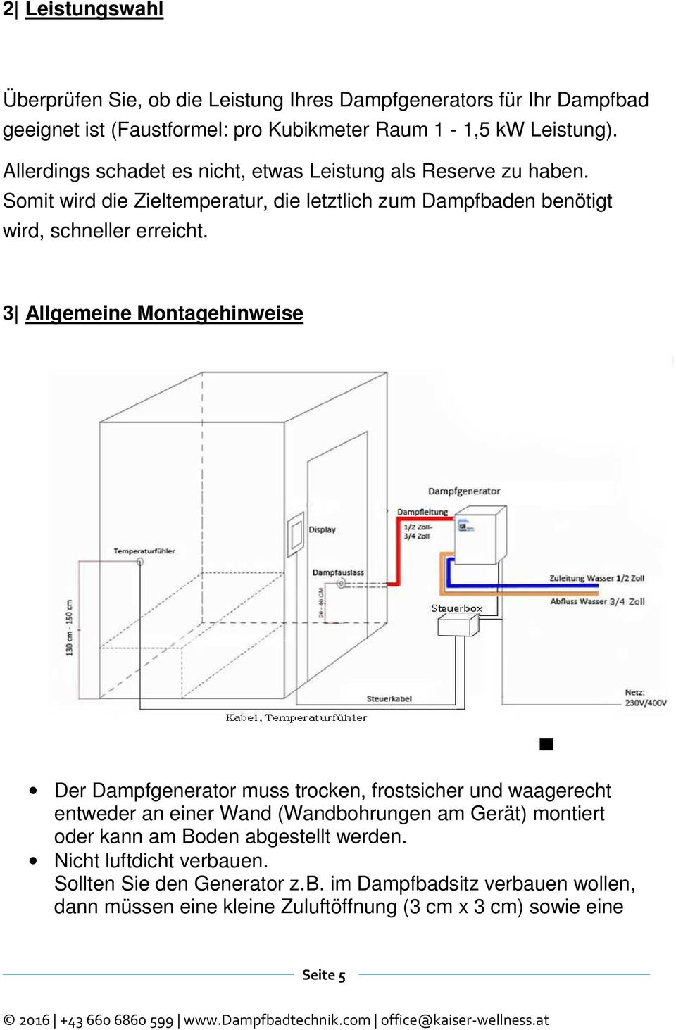 Tolo Ultimate Plus Betriebsanleitung - PDF