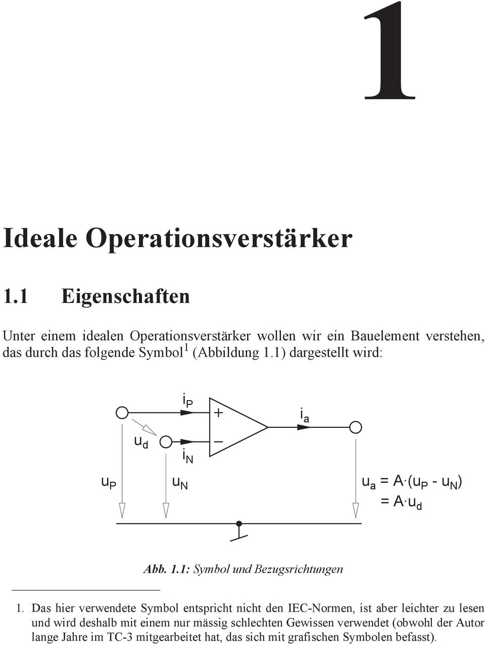 Ideale Operationsverstärker - PDF