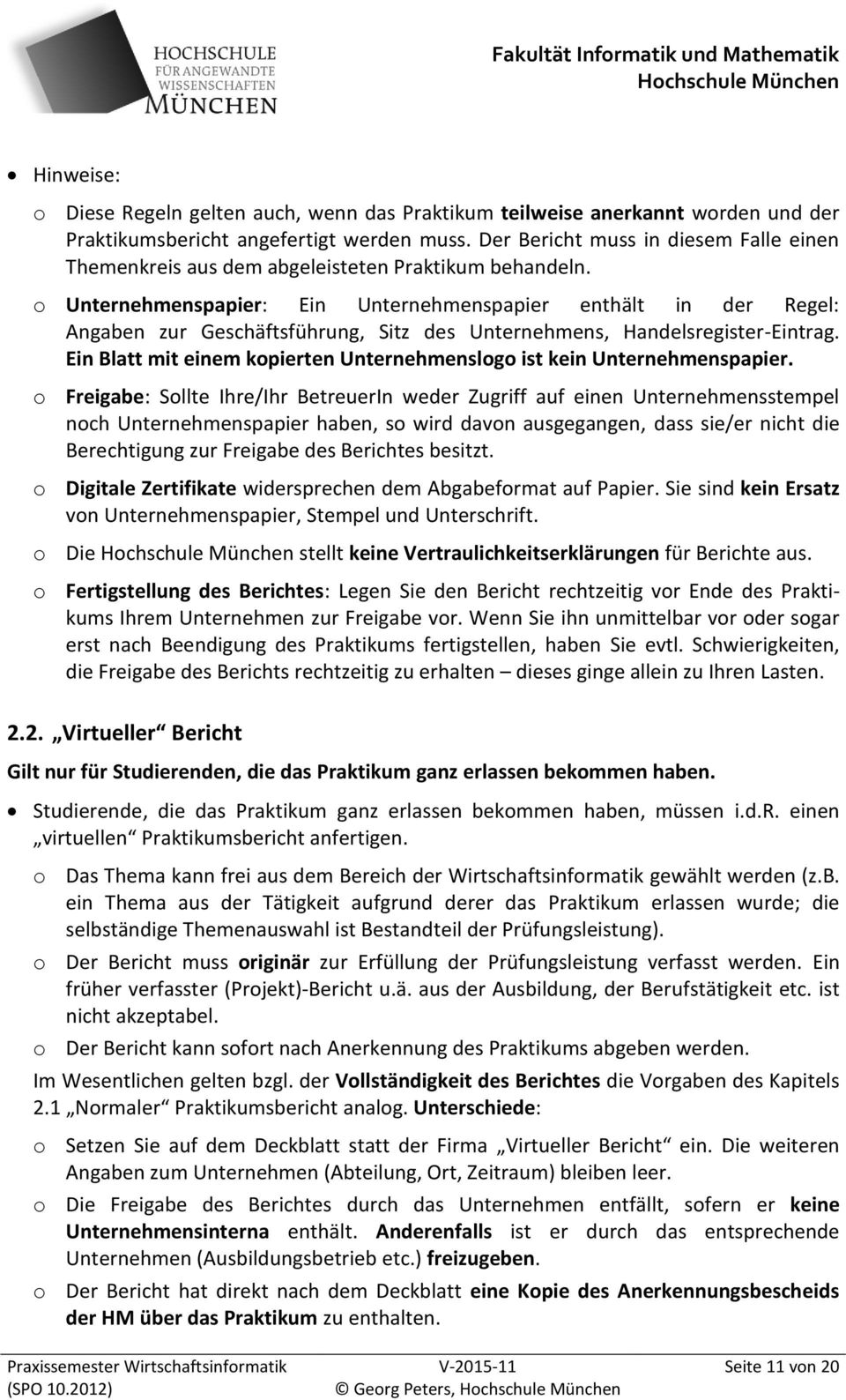 optionales praktikumsplatz augsburg