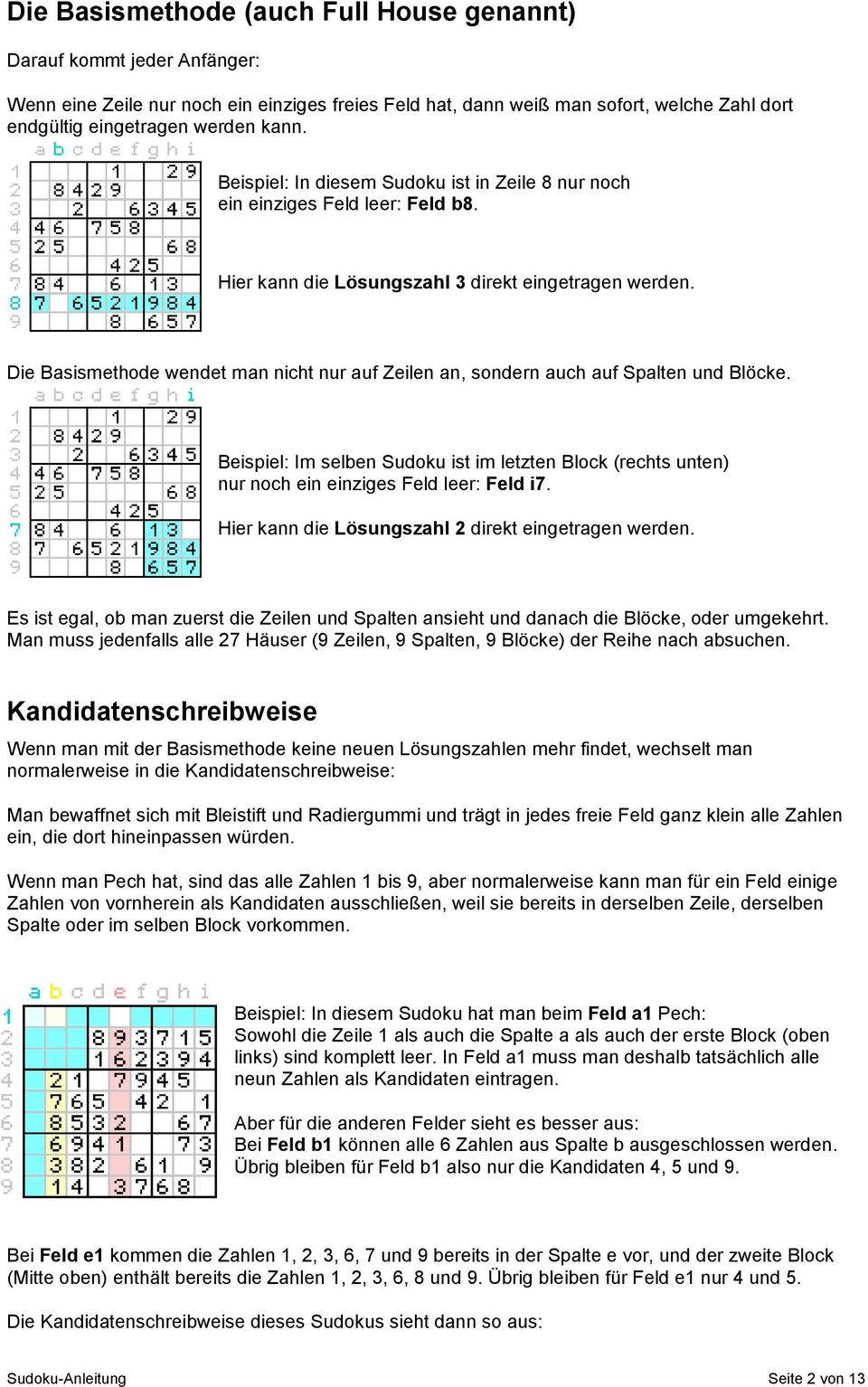Fein Sudoku Rastervorlage Zeitgenössisch - Entry Level Resume ...