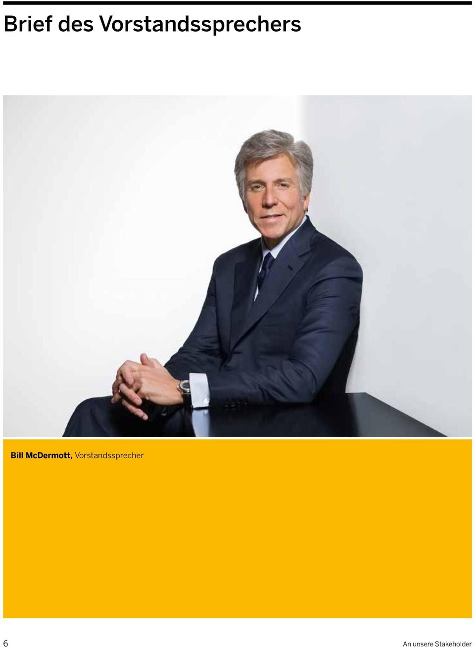 Bill McDermott,