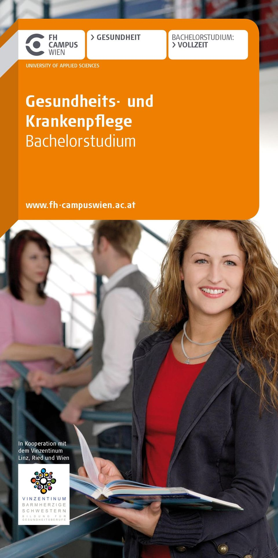 Bachelorstudium www.fh-campuswien.ac.at