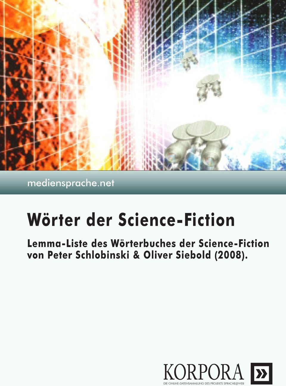 Wörterbuches der Science-Fiction von Peter