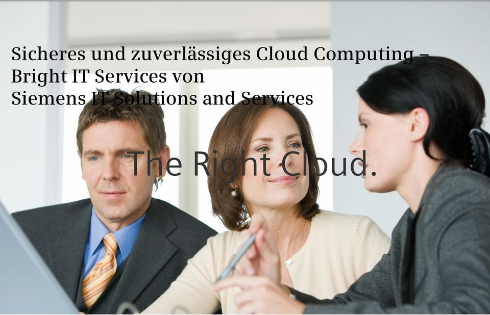 Services von Siemens IT