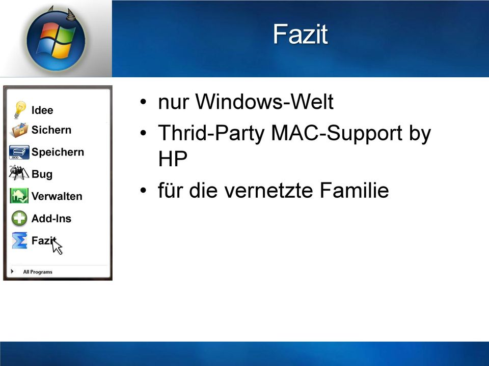 MAC-Support by HP