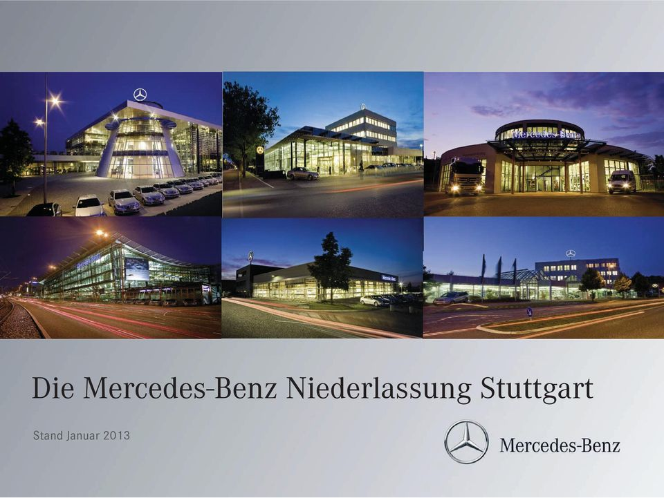 die mercedes benz niederlassung stuttgart pdf. Black Bedroom Furniture Sets. Home Design Ideas