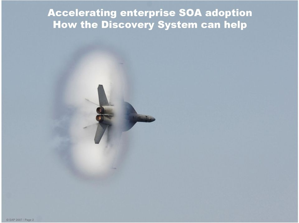 enterprise SOA