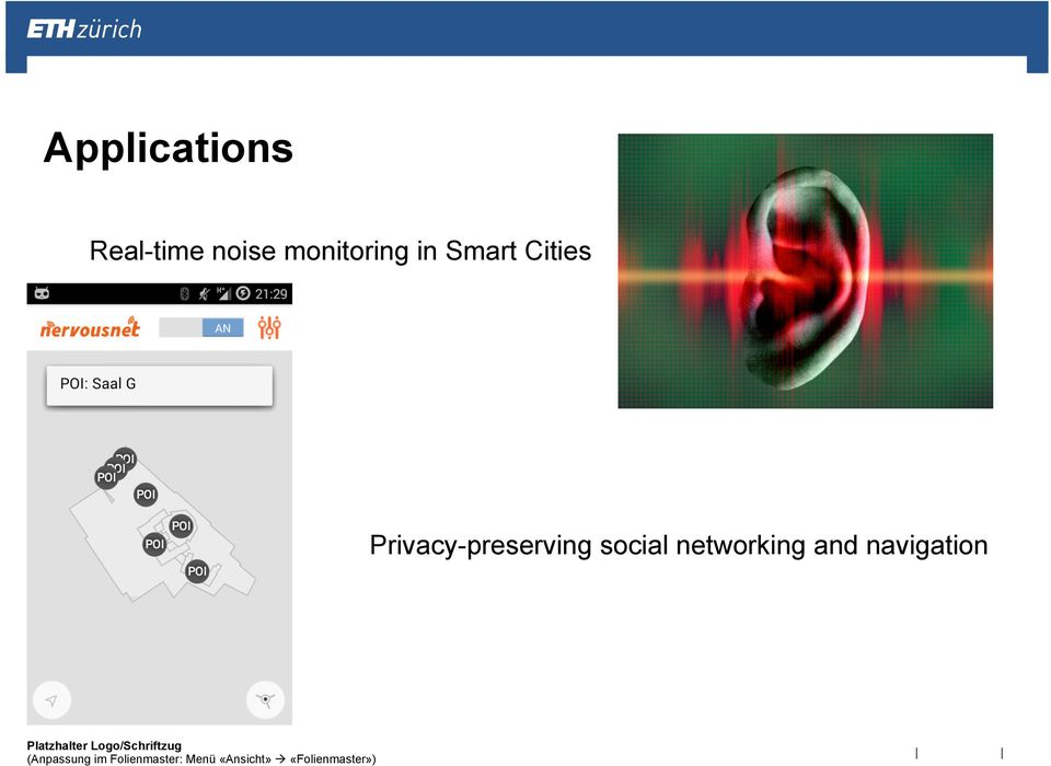Cities Privacy-preserving