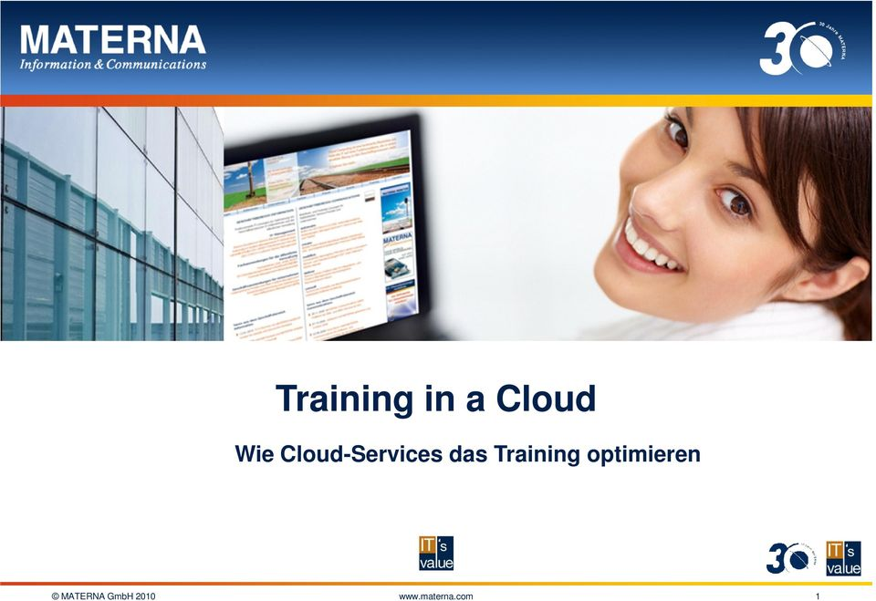 Training optimieren