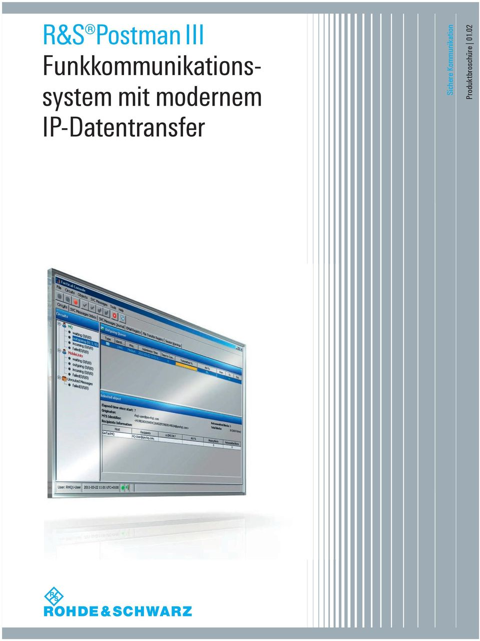 modernem IP-Datentransfer