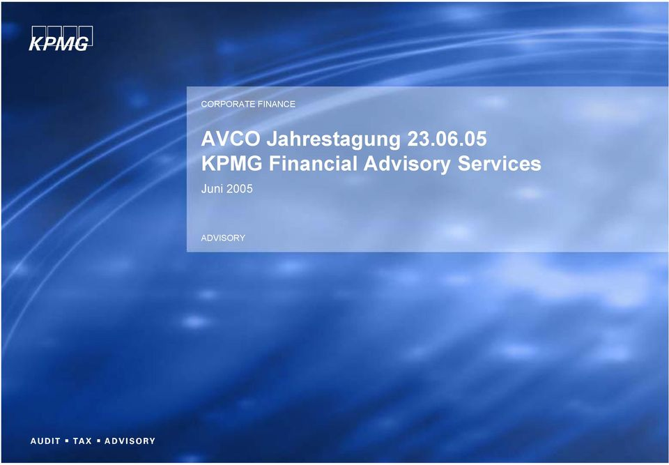 05 KPMG Financial