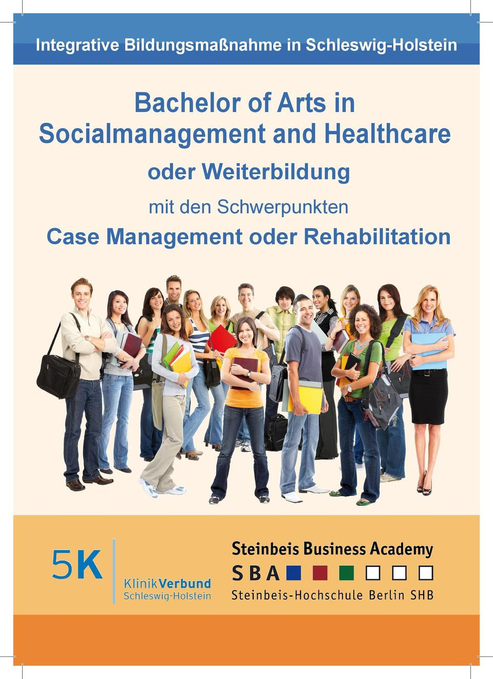 Socialmanagement and Healthcare oder