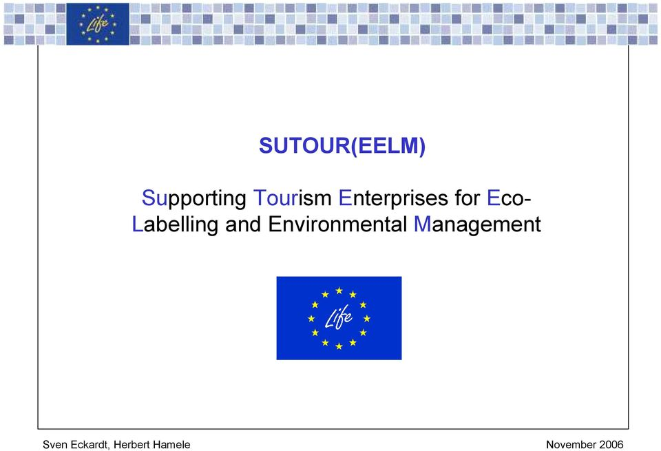 Enterprises for Eco-