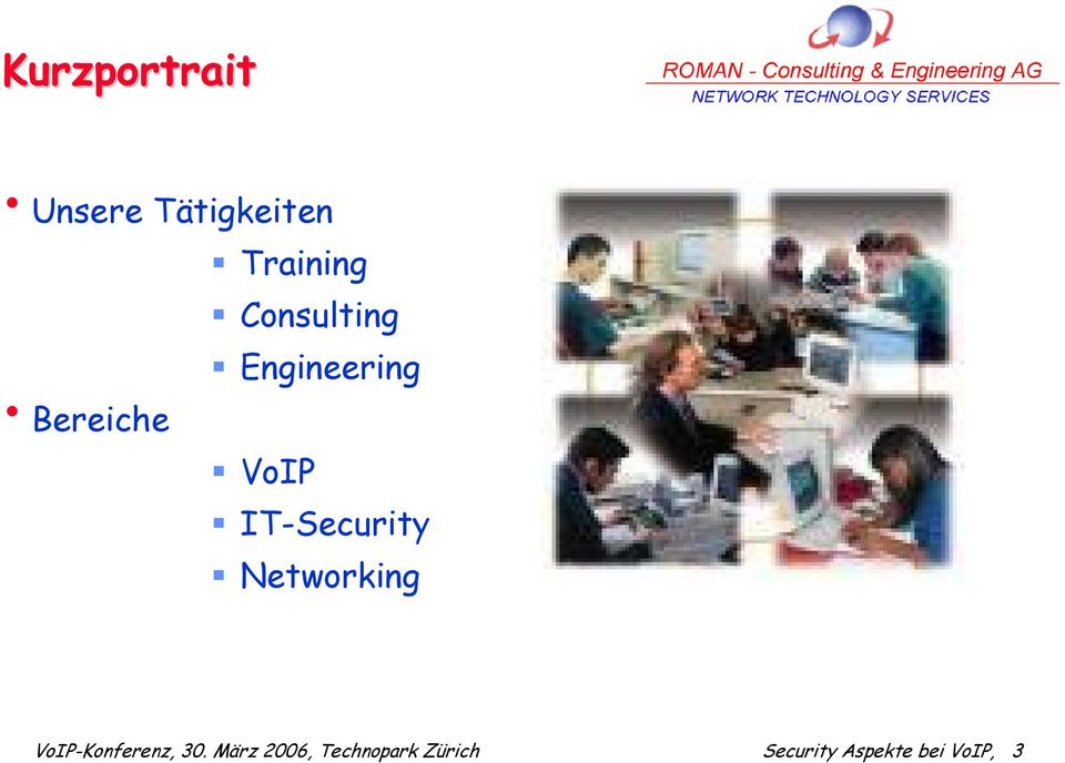 IT-Security Networking VoIP-Konferenz, 30.