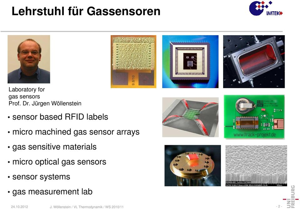 machined gas sensor arrays gas sensitive materials micro