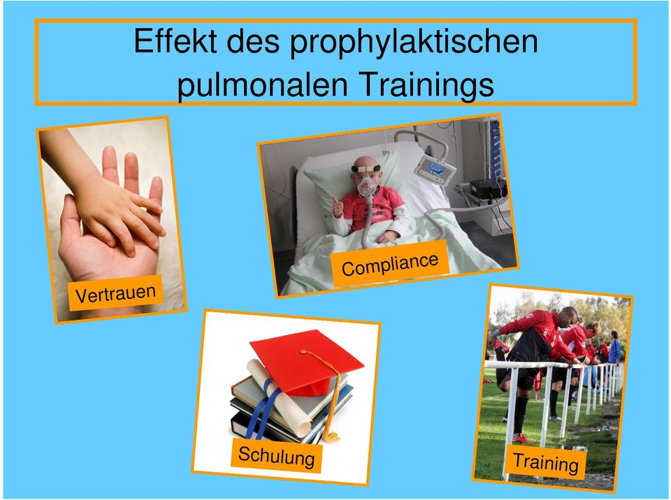 pulmonalen Trainings