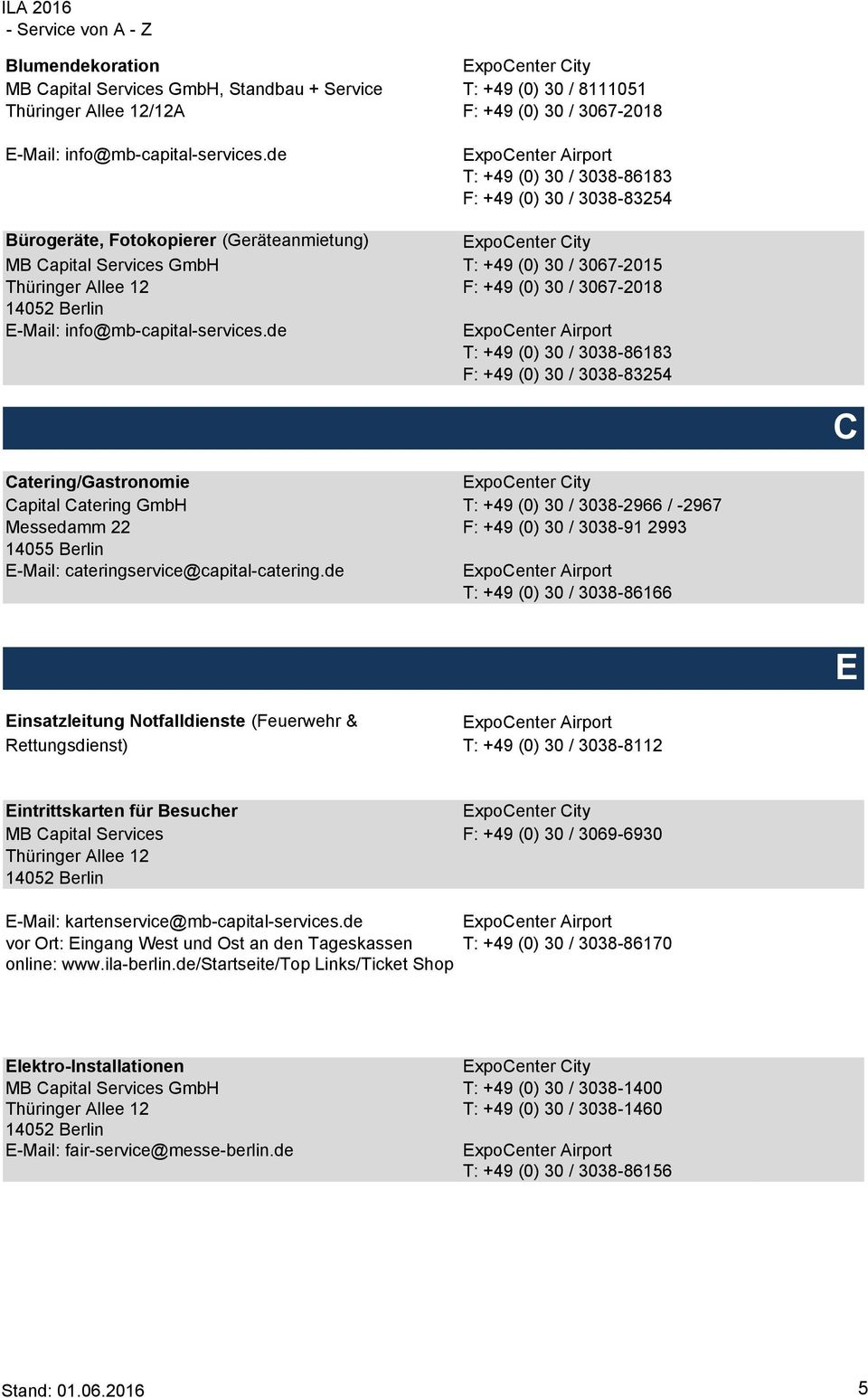 14052 Berlin E-Mail: info@mb-capital-services.
