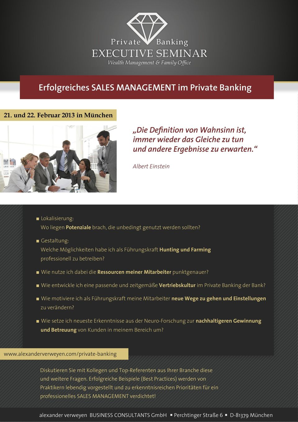 EXECUTIVE SEMINAR Wealth Management & Family Office   PDF Free ...
