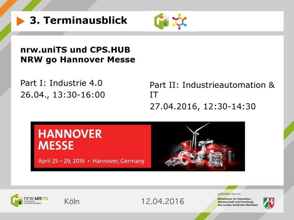 Industrie 4.0 26.04.