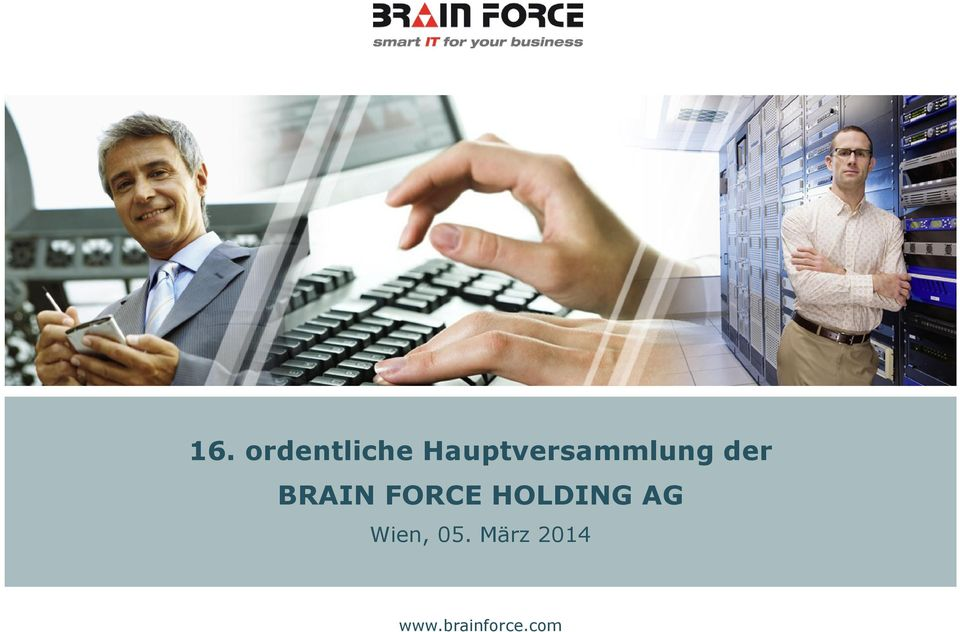 der BRAIN FORCE