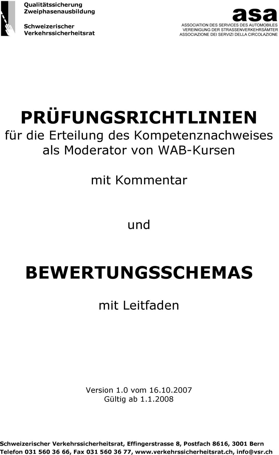 Leitfaden Version 1.