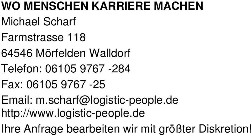 9767-25 Email: m.scharf@logistic-people.de http://www.