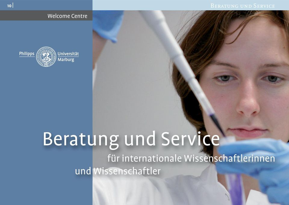Service für internationale